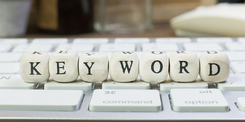 Keyword on Keyboard Current Online Reputation Score Plans