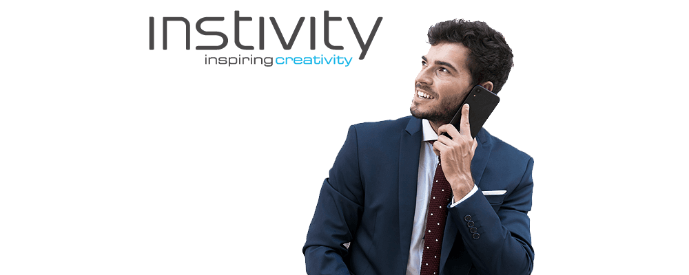 Contact a Instivity sales improvement specialized consultant